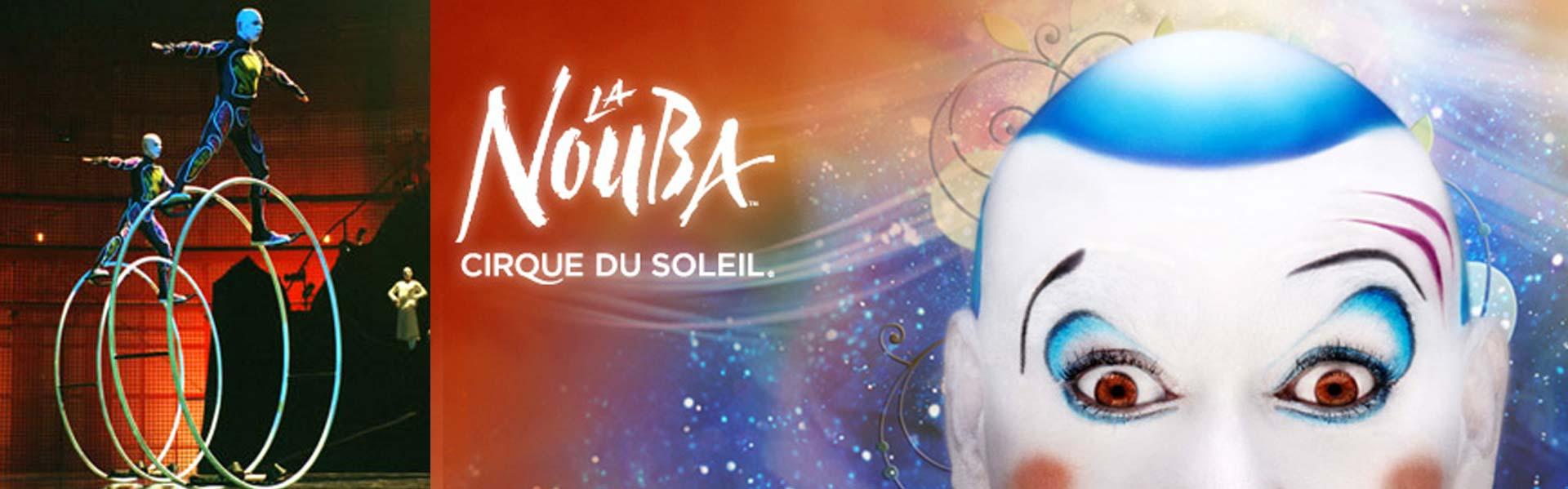 Cirque du Soleil – La Nouba