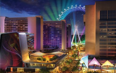 Las Vegas High Roller – The Linq